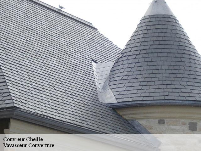 Couvreur  cheille-37190