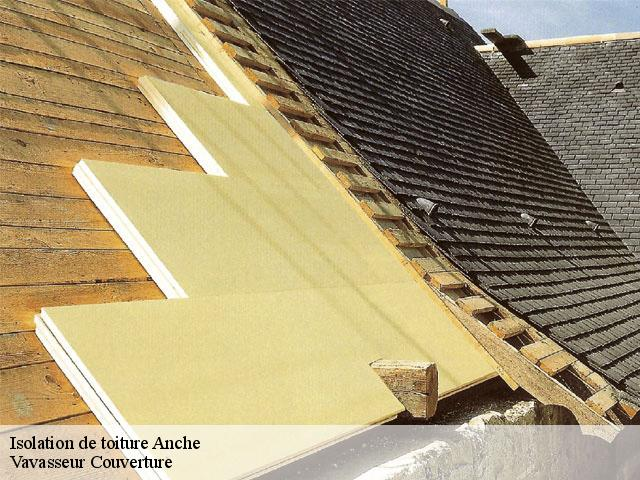 Isolation de toiture  anche-37500 De Meulemester Couverture